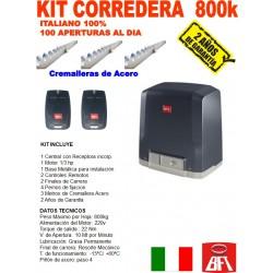 Kit Corredera BFT 600K