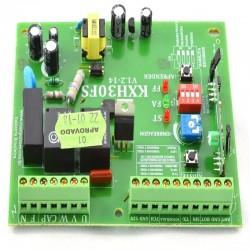 Central de mando Rossi kxh30fs sensor hall portones automáticos corredera