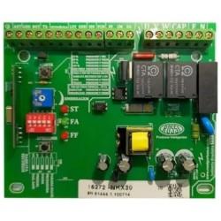Central de mando Rossi kx30fs portones automáticos corredera deslizante